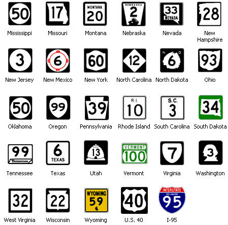 Road Signs and Markings | Drivers Education in California